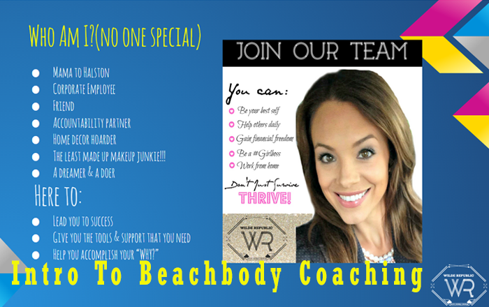 Intro To Beachbody Coaching & Challenge Groups