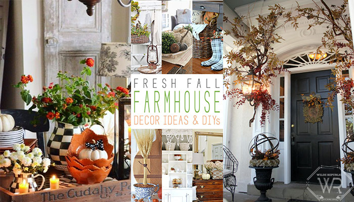 Fall Farmhouse Fantasy